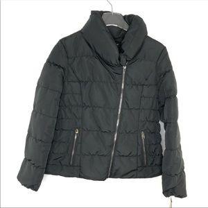 NWT Kenneth Cole Asymmetrical Down Puffer Coat